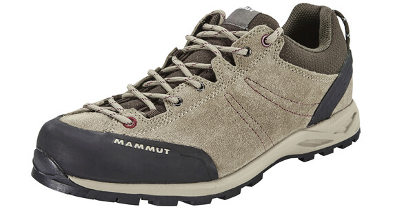 Mammut Wall Low Shoes Women dark taupe-amarante